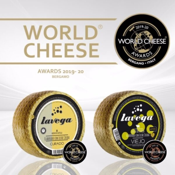 La Vega mature sheep & cow cheese 3kg approx