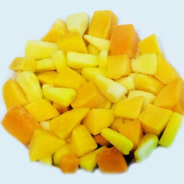 Frozen tropical mixed fruits 1kg