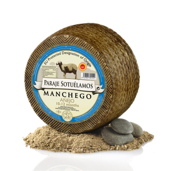 Manchego Cheese Mature (10-12 months) 3kg approx