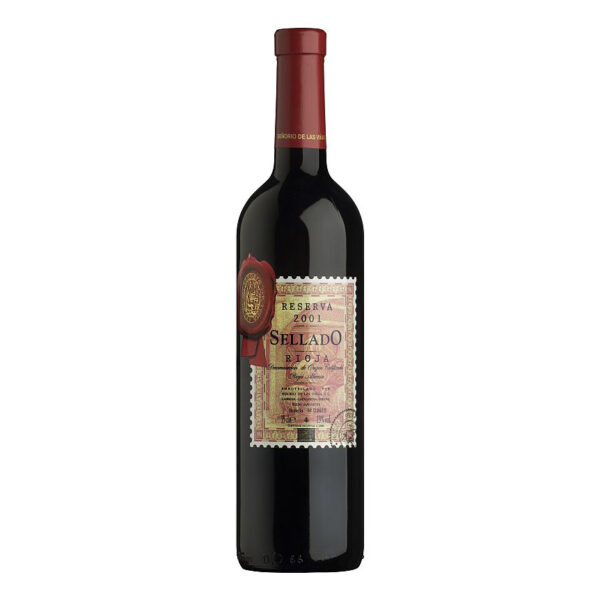 Sellado Reserva Classical Author Wine