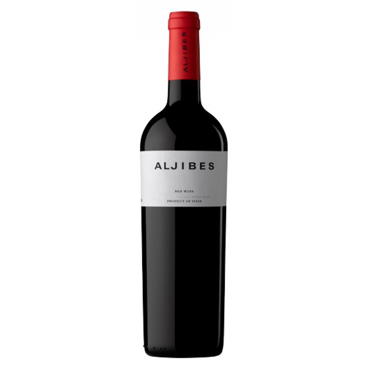 Aljibes Red (Bourdeaux Style) Aged 12 Months