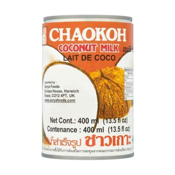 Coconut Milk Chaokoh Large 2.9 litres