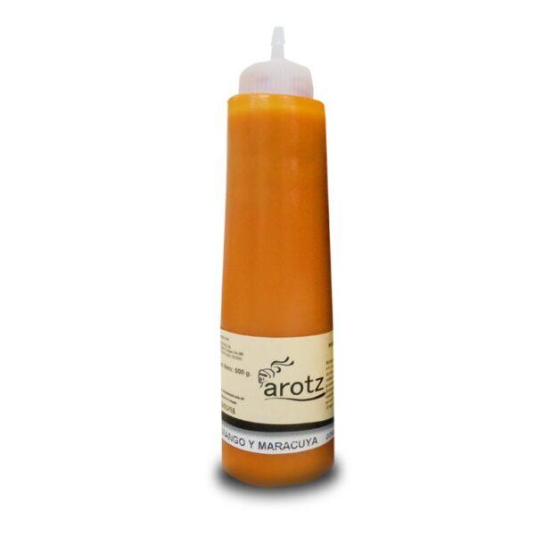 Frozen Mango & Passion fruit Coulis 500gr Bottle