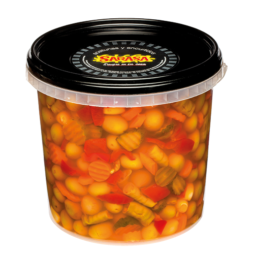 Aceituna Gazpacha 3.4kg
