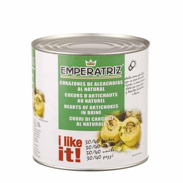 Artichoke in Quarters 2.5kg