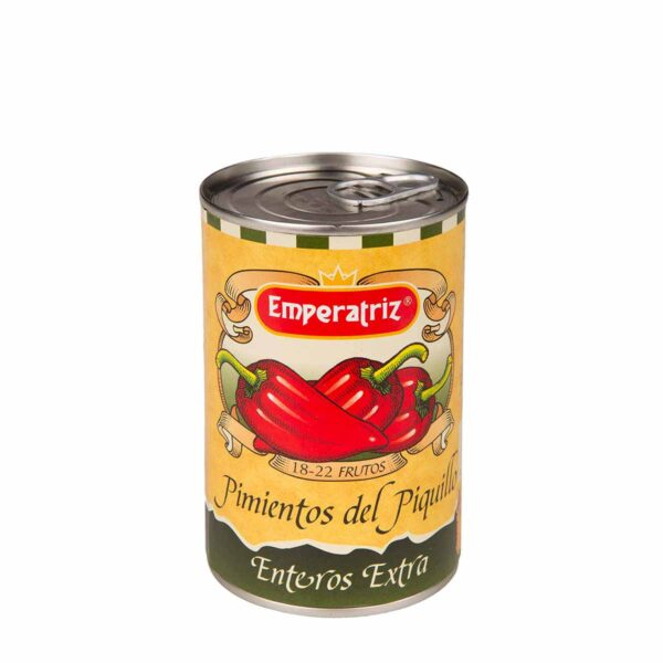 Piquillo Peppers 425grs 18/24