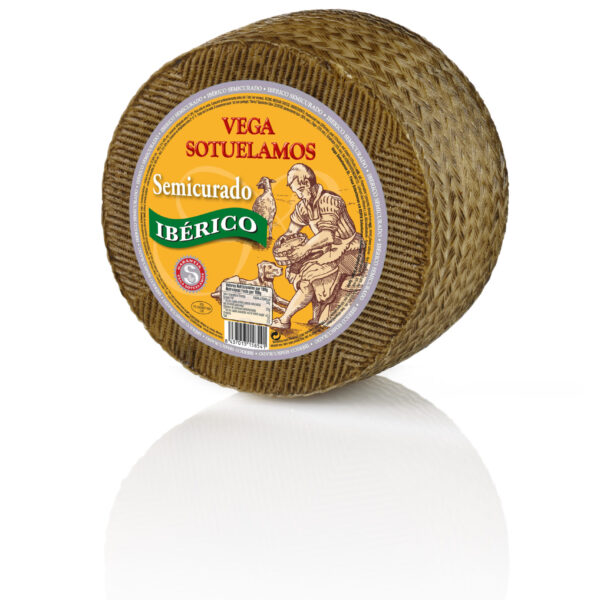 Iberian Mature Cheese 3kg Approx