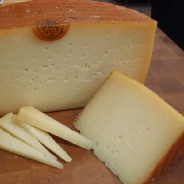 Idiazabal Cheese (Sheep's raw milk) 6 months cured 3kg approx