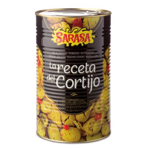 Cottage Olives Spanish recipe 4.25kg