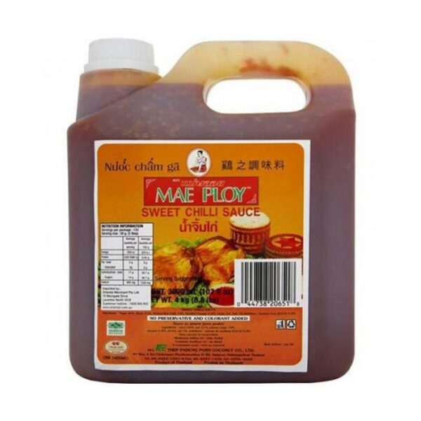 Maeploy sweet chilli sauce 4kg
