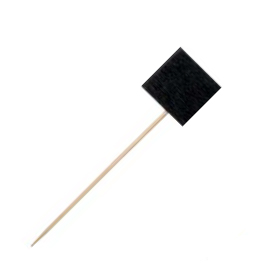 Cocktail Wooden Picks with Blackboards 200 units