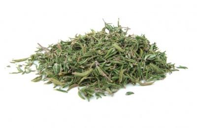 Thyme leaves 360 grams.